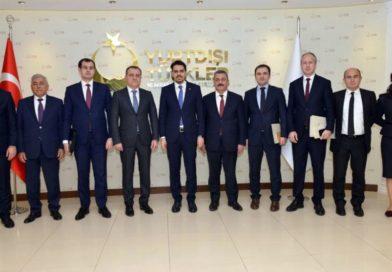 Azərbaycan -Türkiyə təhsil əlaqələri müzakirə olunub