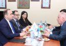 LDU ilə Azərbaycan İlahiyyat İnstitutu arasında əməkdaşlıq protokolu imzalanıb