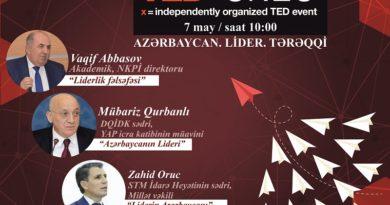 UNEC-də Ümummilli Liderə həsr olunan ilk TEDx konfransı keçiriləcək