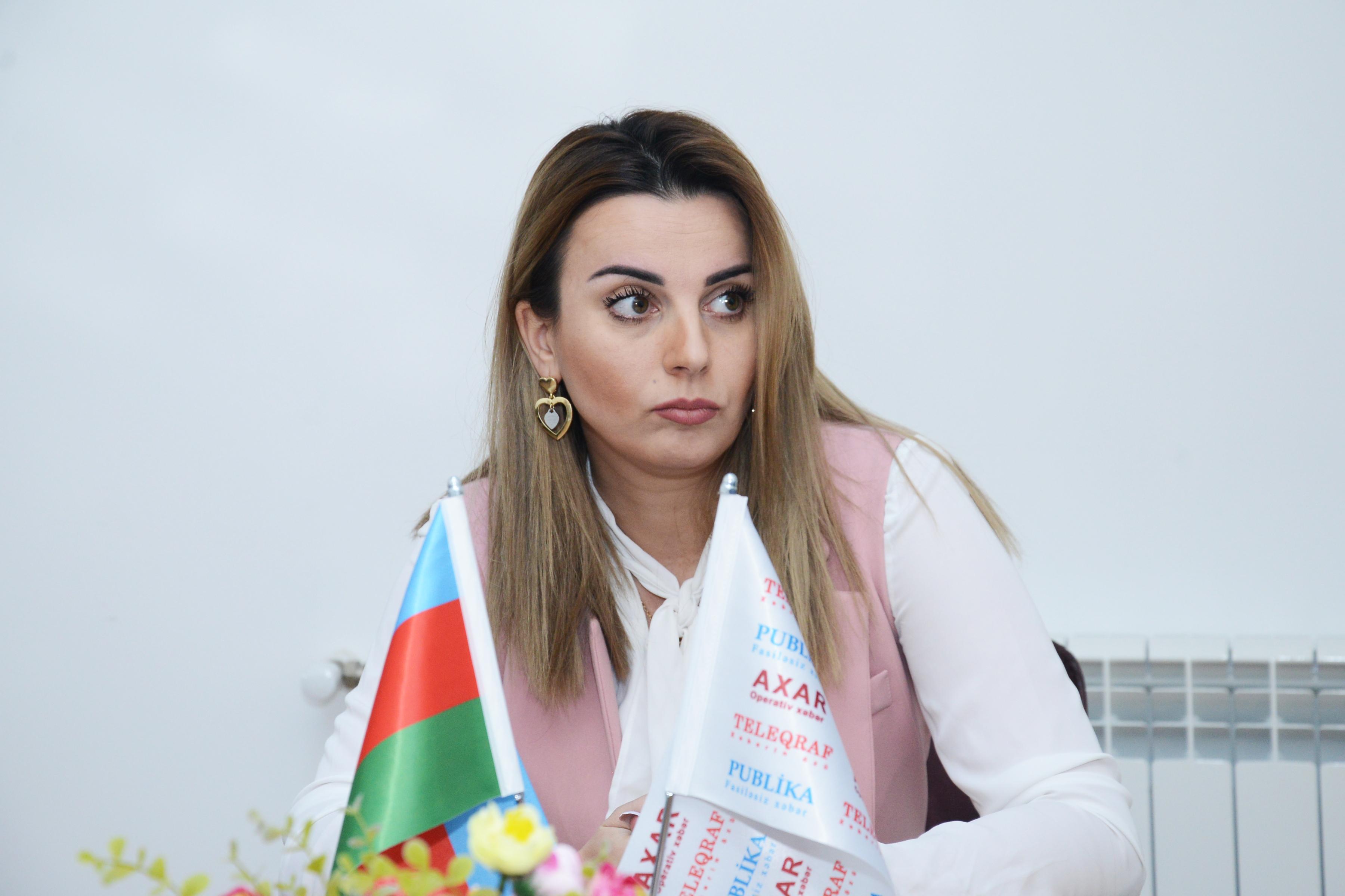 """Fərqanə Mehmanqızı: """"Bir ildə iki qəbul imtahanı verən uşaqda ..."""
