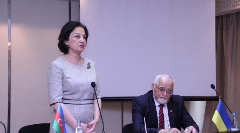 AzMİU ilə Kiyev Milli İnşaat və Memarlıq Universiteti  arasında qarşılıqlı anlaşma Memorandumu imzalanıb